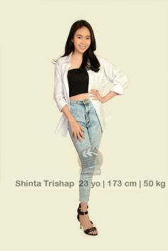 model talent Shinta Trishap