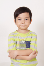 Zaindra - 5 tahun