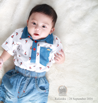 model talent bayi Rafandra